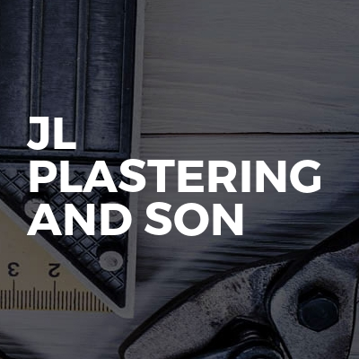 JL PLASTERING AND SON