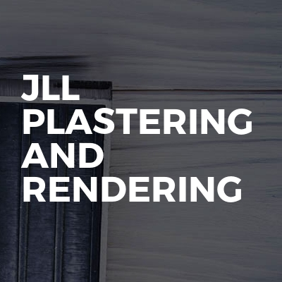 JLL Plastering And Rendering