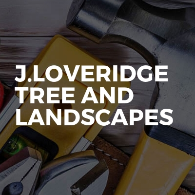 J.Loveridge Tree And Landscapes