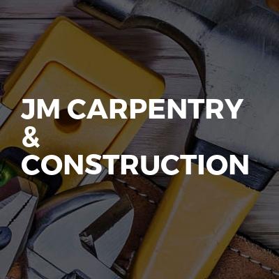 JM carpentry & construction