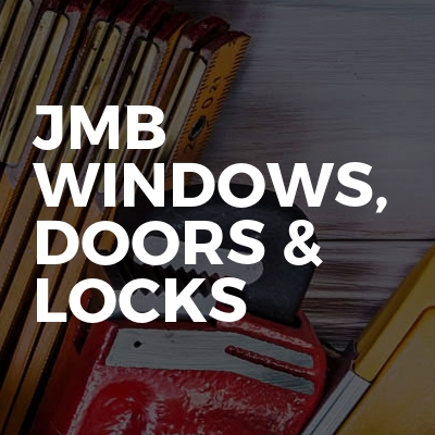 JMB Windows, Doors & Locks