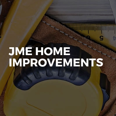 Jme home improvements