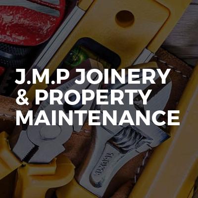 J.M.P Joinery & Property Maintenance