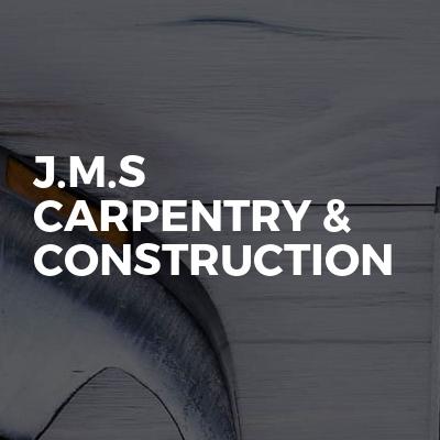 J.m.s Carpentry & Construction