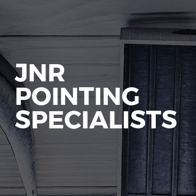 Jnr Pointing Specialists