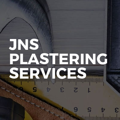 Jns plastering services