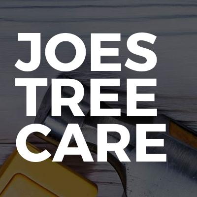 Joes tree care