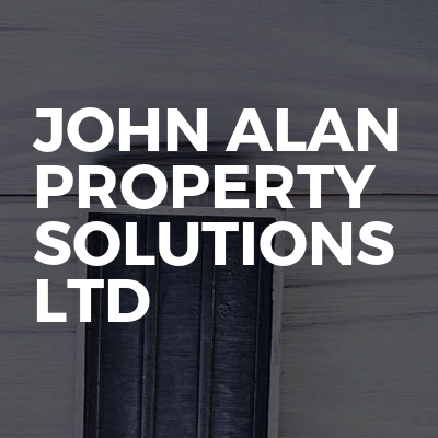 John Alan Property Solutions Ltd