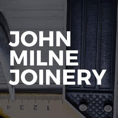 John milne joinery