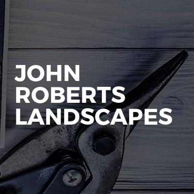 John Roberts landscapes