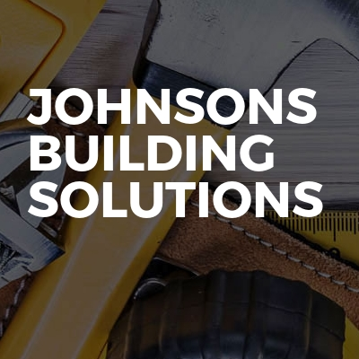 Johnsons building solutions