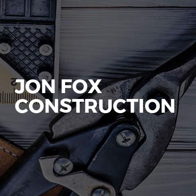 Jon fox construction