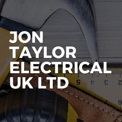 Jon Taylor Electrical UK Ltd
