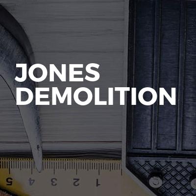 Jones Demolition