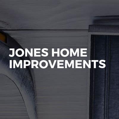 Jones home improvements