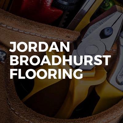 Jordan broadhurst flooring