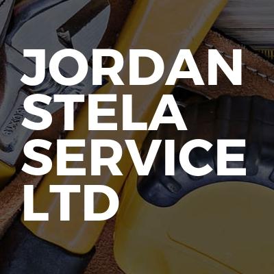Jordan Stela Service Ltd