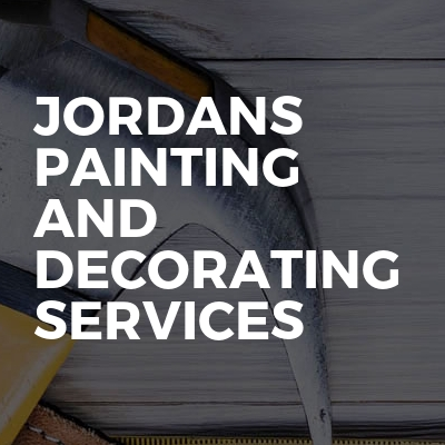 Jordans painting and decorating services