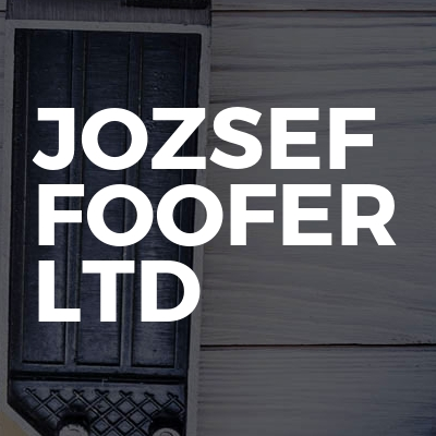 Jozsef foofer Ltd