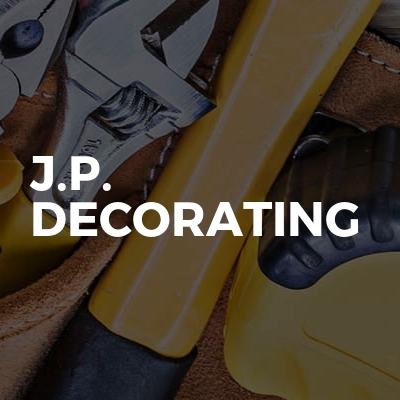 J.P. Decorating