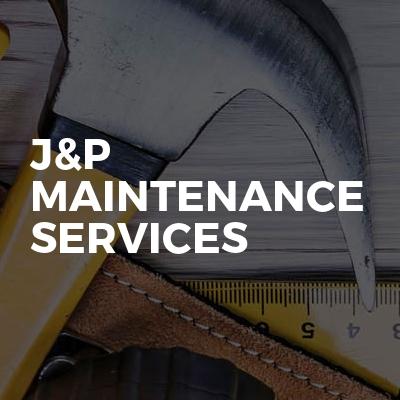 J&P Maintenance Services