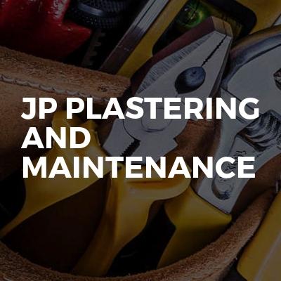 JP Plastering And Maintenance