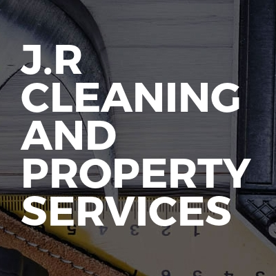 J.r Cleaning And Property Services