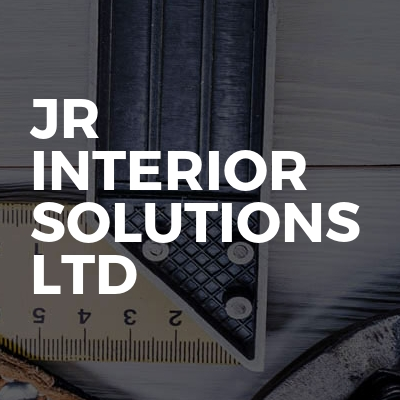 JR Interior Solutions Ltd