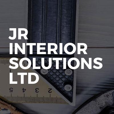 JR Interior Solutions Ltd