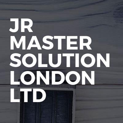 jr master solution london ltd