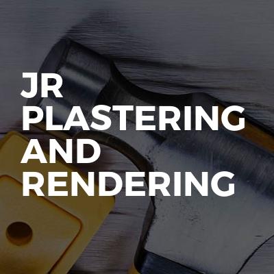 JR plastering and rendering