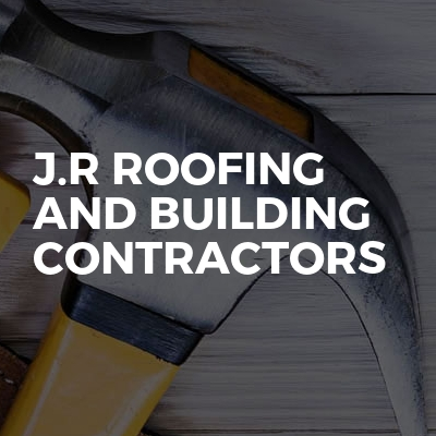 J.r Roofing And Building Contractors