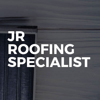 JR Roofing Specialist