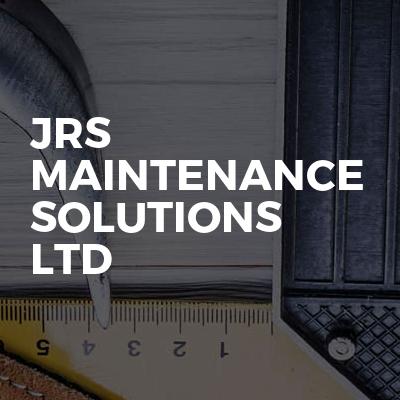 JRS MAINTENANCE SOLUTIONS  LTD