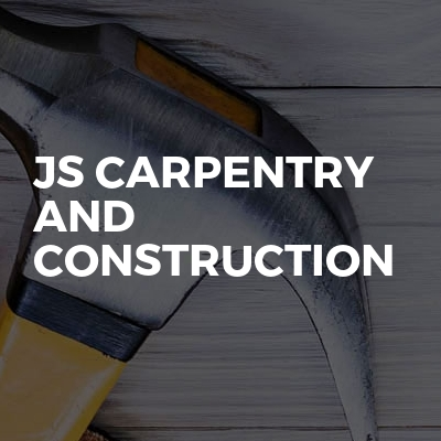 JS Carpentry And Construction