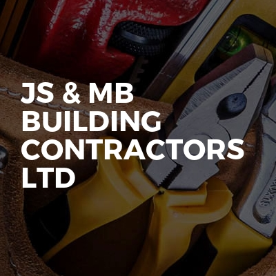 Js & Mb building contractors LTD