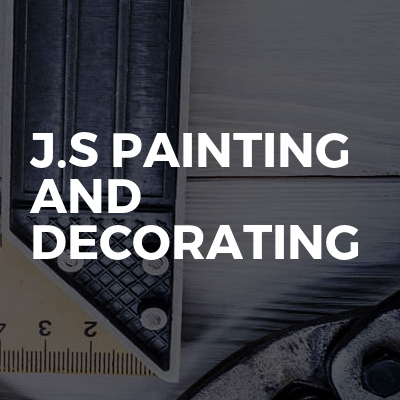 J.s painting and decorating