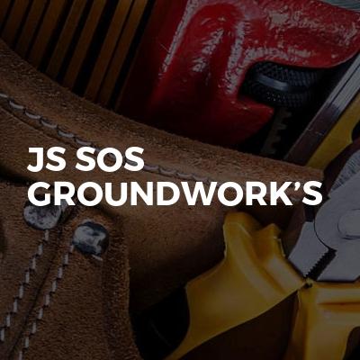 Js Sos Groundwork's
