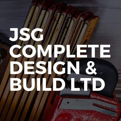 JSG complete design & build Ltd