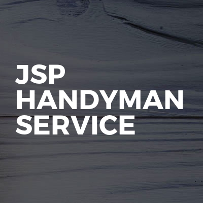 JSP Handyman Service