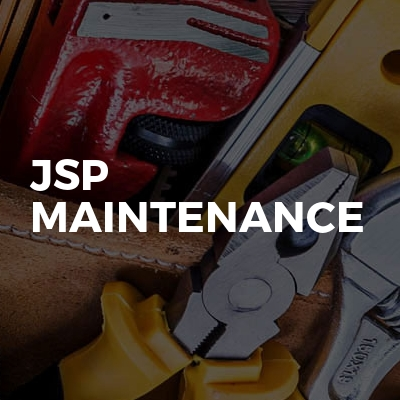 JSP Maintenance