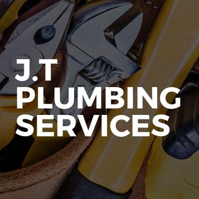 J.T Plumbing services