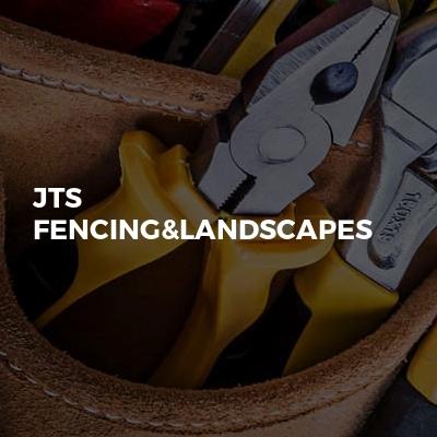 JTS Fencing&Landscapes