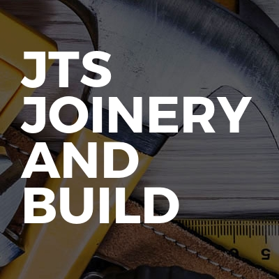 JTS joinery and build