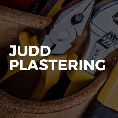 JUDD PLASTERING