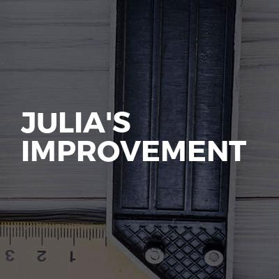 Julia's Improvement