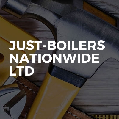 Just-boilers nationwide ltd