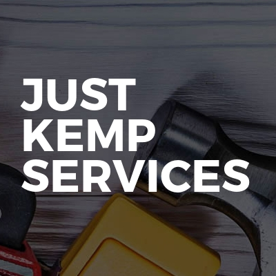 Just Kemp Services