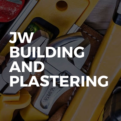 Jw building and plastering