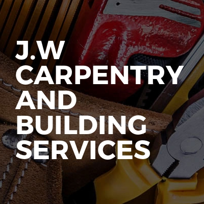 J.W carpentry and building services